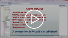 wireless site survey software for 80211 abgnac wlans