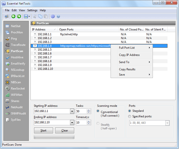 How To Find Open Ports Of An Ip Address How to Check Open