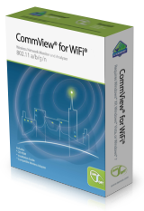 CommView for WiFi Complete Solution