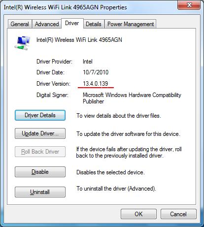 TamoSoft // Intel Wi-Fi Drivers and Network Monitoring